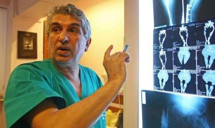Medicul Gheorghe Burnei este acuzat de mai multe fapte de luare de mită