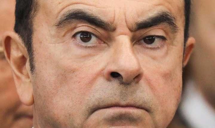 Carlos Ghosn a fost inculpat pentru alte douà capete de acuzare pe 11 ianuarie