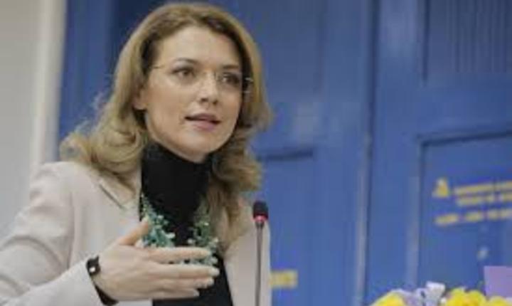 Dupa esecul PNL in alegeri, Alina Gorghiu demisioneaza din fruntea partidului