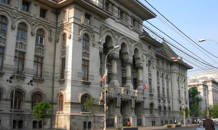 Primăria Capitalei, sediul vechi