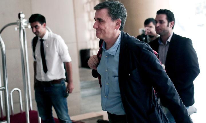 Euclide Tsakalotos, ministrul grec de Finante