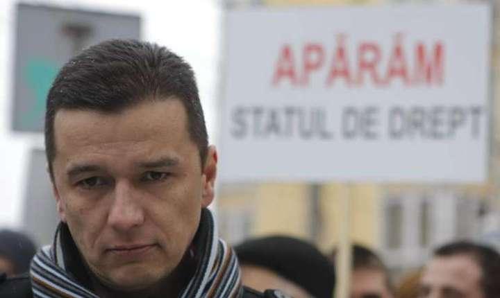 Sorin Grindeanu a fost desemnat premier