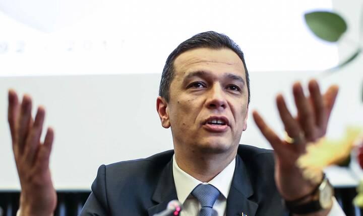 Premierul Grindeanu spune că România este pregătită să demareze cât mai curând negocierile de aderare la OCDE