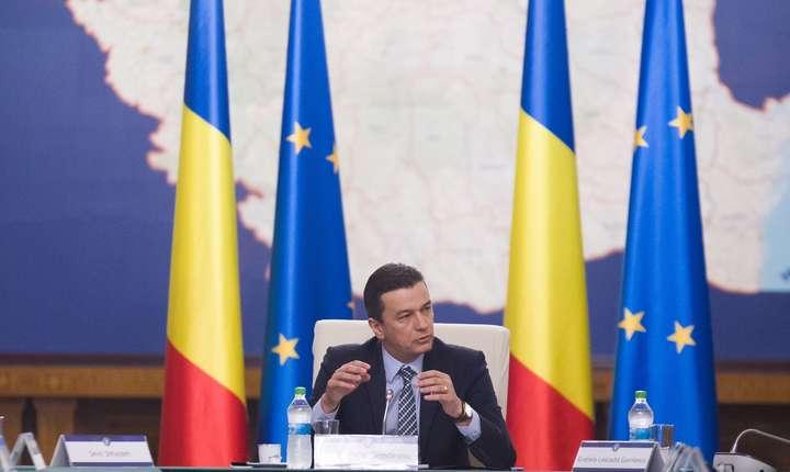 Premierul Sorin Grindeanu anunţă desecretizarea arhivei SIPA (Sursa foto: www.gov.ro)
