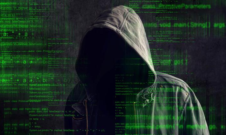 Securitate cibernetica. Hacker. Virus