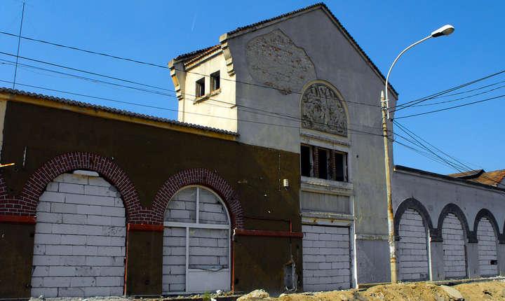 Primăria vrea să reconstruiască Hala Matache (Sursa foto: Wikipedia)