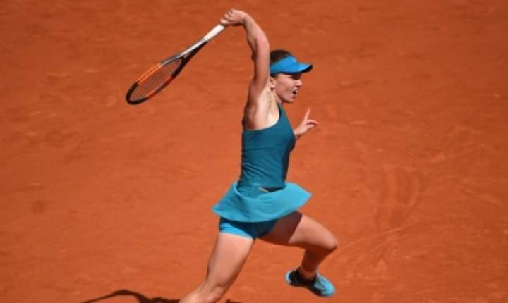 Simona Halep e lidera nationalei României pe zgura Kindarena din Rouen, gazda semifinalei de Fed Cup Franta-România