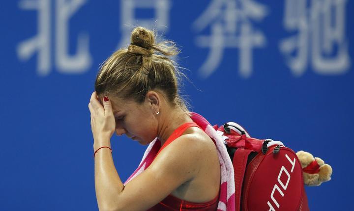 Următoarea competiție pentru Simona Halep este Turneul Campioanelor