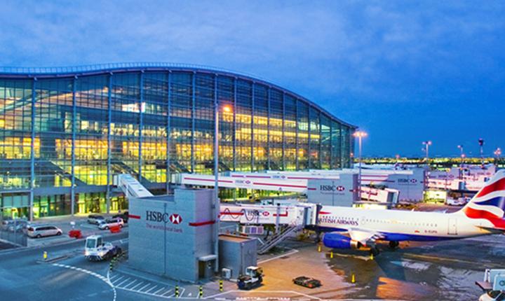 Terminalul 5 al aeroportului Heathrow