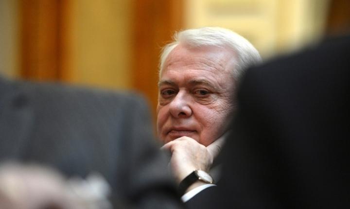 Fostul secretar general al Guvernului din 1995 Viorel Hrebenciuc
