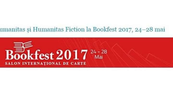 Humanitas și Humanitas Fiction, Bookfest 2017