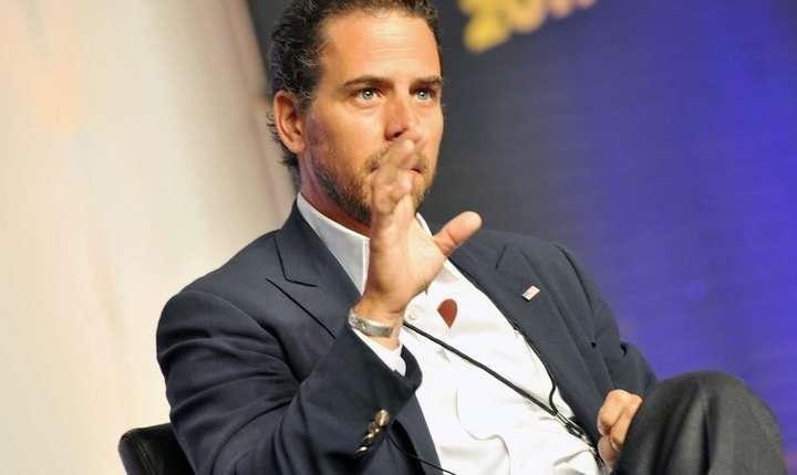 Hunter Biden, fiul fostului vice-presedinte american Joe Biden