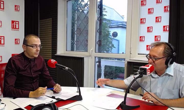 Iancu Guda și Constantin Rudniţchi