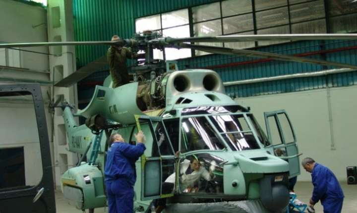 IAR Brasov va produce in exclusivitate elicopterul H215M