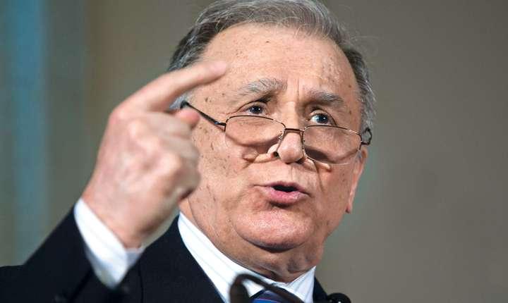 Fostul preşedinte Ion Iliescu este printre cei ce vor fi inculpați în Dosarul Mineriadelor