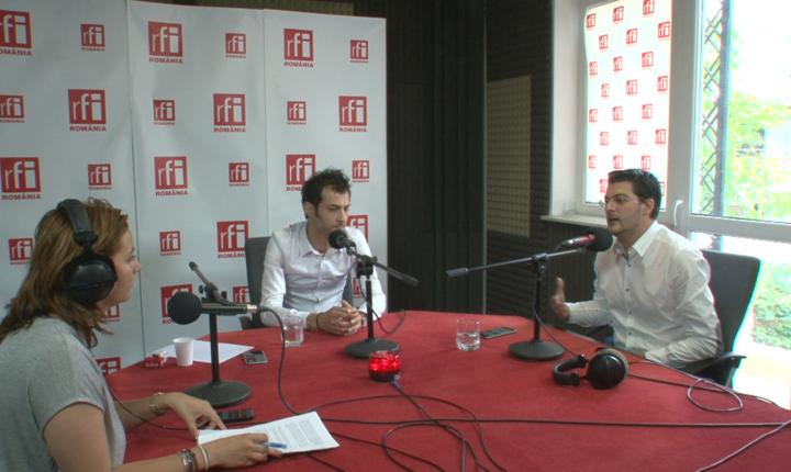 Andreea Pietroşel, Toma Ciurea şi Răzvan Pascu