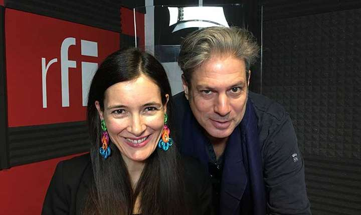 Clotilde Armand et Nicolas Don
