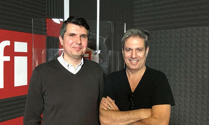Alexandru Gussi și Nicolas Don