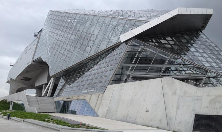 Muzeul Confluentelor din Lyon