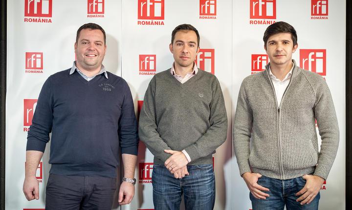 Alex ROŞCA, Dan VASILESCU şi Mihai CRĂCEA