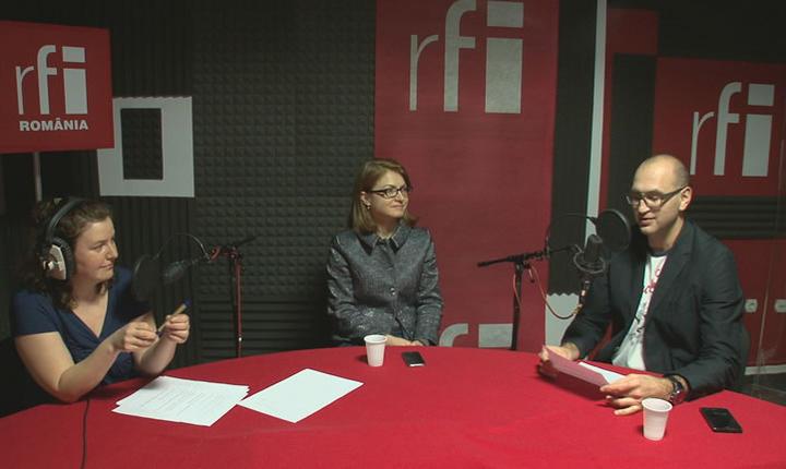 Andreea Orosz si Adrian Stănescu la Tanar in Europa