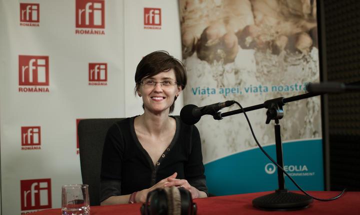 Irina Zamfirescu