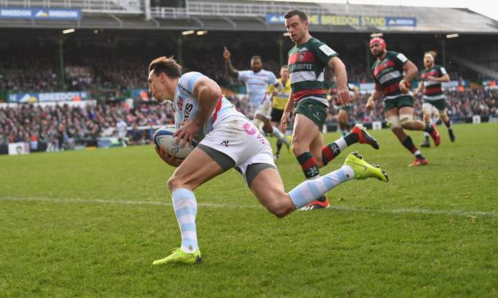 Leicester Tigers 11 Racing 92 Paris 34