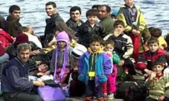 In pofida acordului dintre Ue si Turcia, zeci de migranti continua sa soseasca ilegal in Europa
