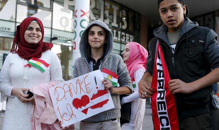 Germania se așteaptă la sosirea a până la un milion de migranți în acest an