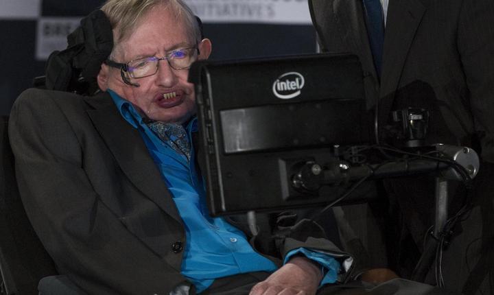 Astrofizicianul britanic, Stephen Hawking (Foto: Reuters/Neil Hall)