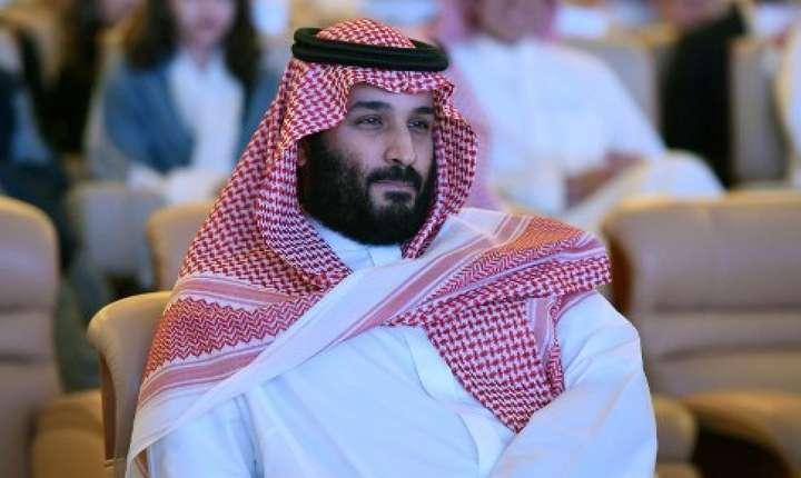 În vârsta de 32 de ani, Mohammed Ben Salman este din iunie 2017 printul mostenitor al Arabiei Saudite