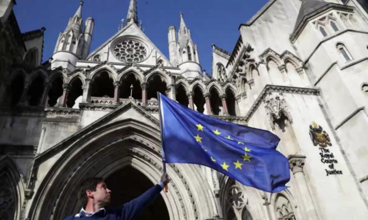 Înalta Curte de Justiție de la Londra