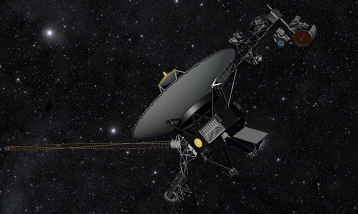 Sonda Voyager 2 (Sursa foto: site NASA)