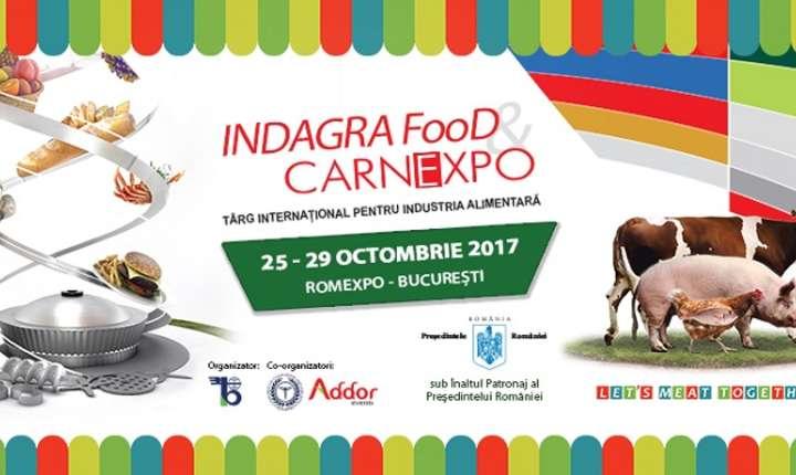INDAGRA FOOD & CARNEXPO 2017