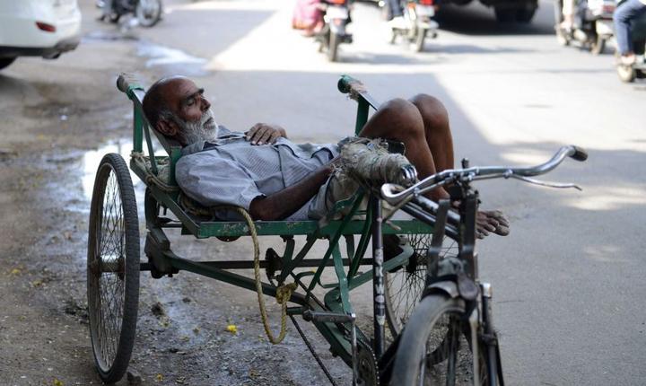 Valul de căldură din India a ucis sute de persoane