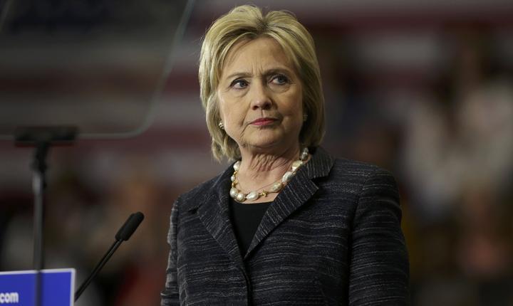 Hillary Clinton (Foto: Reuters/Aaron Josefczyk)