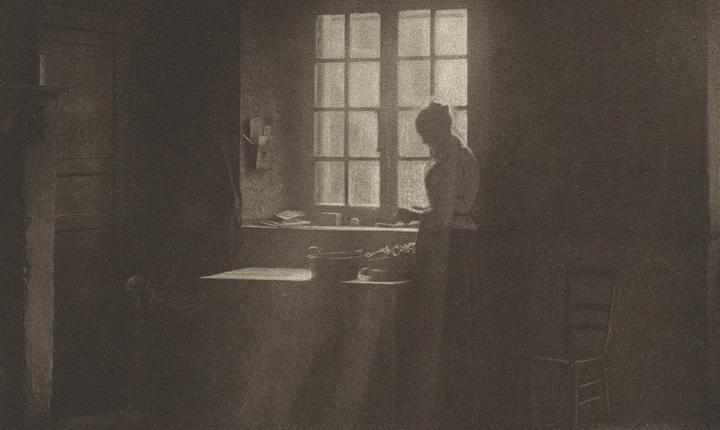 Interior 1901, Gustave Marissiaux