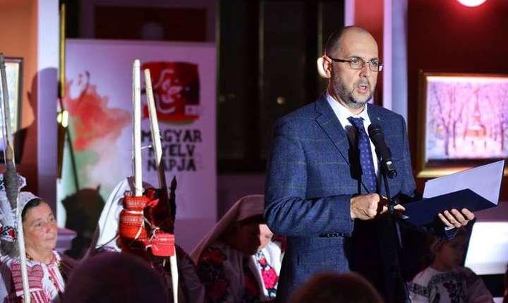 Kelemen Hunor: Fiecare partid are dreptul să facă miting (Foto: Facebook/Kelemen Hunor)