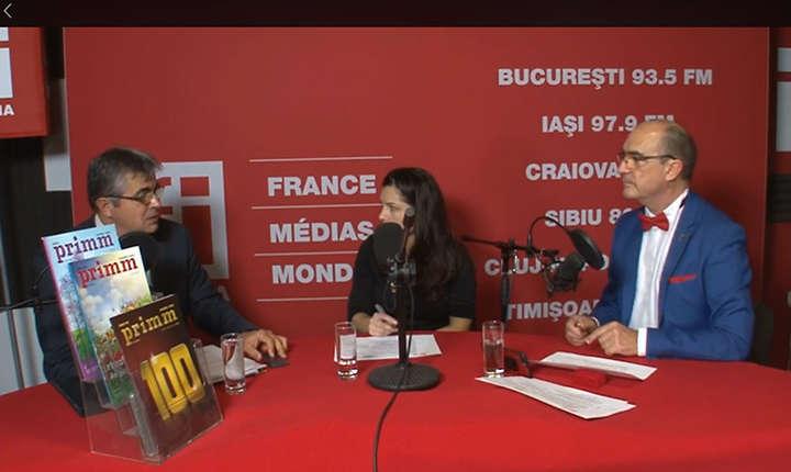 Ioan MATEI, Andreea Radu şi Sergiu COSTACHE