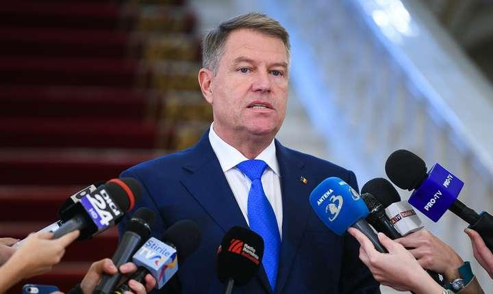 Rămân alături de magistrații care conduc lupta anticorupție, transmite președintele Klaus Iohannis