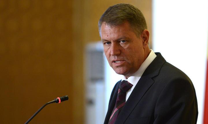 Presedintele Klaus Iohannis anunta ca nu va nominaliza un premier urmarit sau condamnat penal