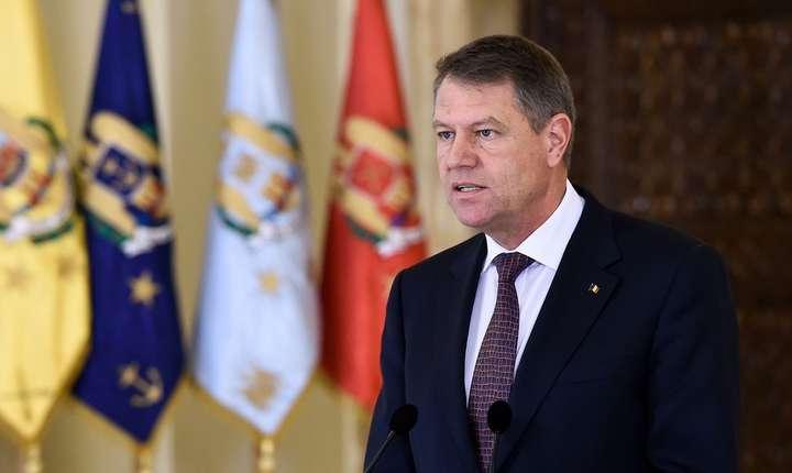 Iohannis a ținut să atragă atenția că niciun partid nu a câștigat majoritatea absolută în Legislativ