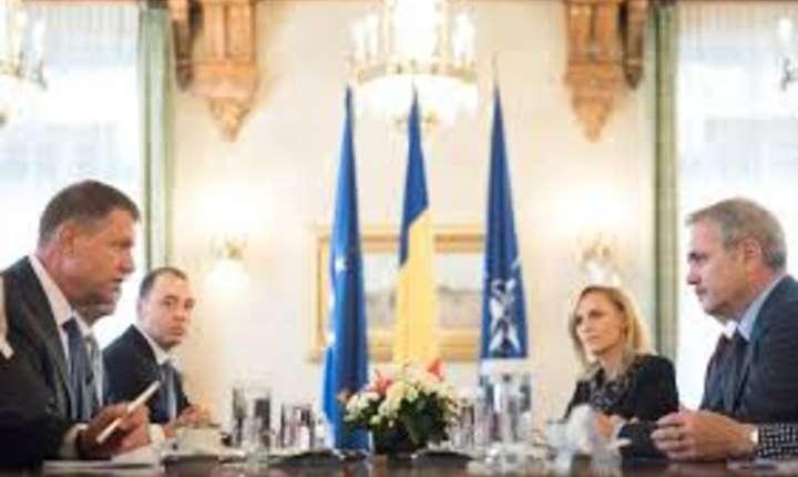 Palatul Cotroceni a anuntat programul consultarilor din aceasta saptamana