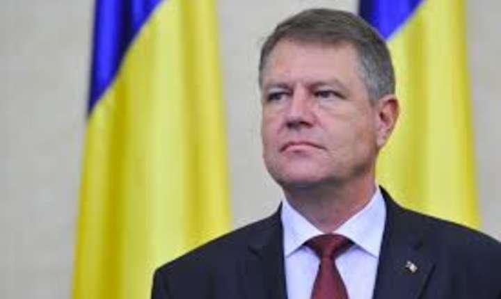 Presedintele Klaus Iohannis anunta ca va desemna premierul dupa Craciun