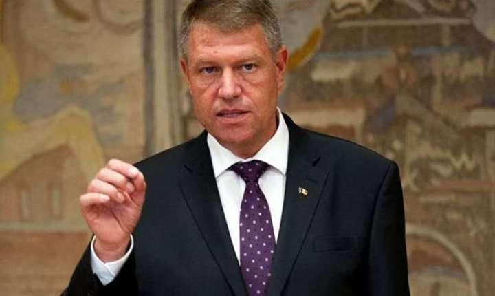 Presedintele Klaus Iohannis cere coalitiei sa renunte la masurile fiscale si la legile privind justitia