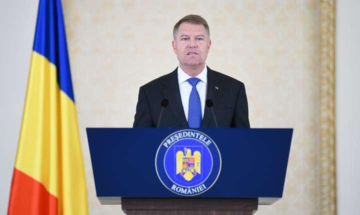 Klaus Iohannis, solicitat de societatea civilă să lanseze consultări, înainte să decidă dacă o revocă pe Kovesi (Sursa foto: site Preşedinţie)