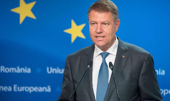 Klaus Iohannis considera ca nu trebuie să dezvoltăm proiecte exclusiviste în Uniunea Europeana