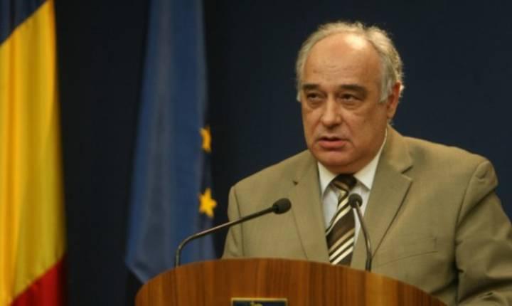 Ion Ghizdeanu este președintele Comisiei Naționale de Prognoză, noul pol de putere din România.