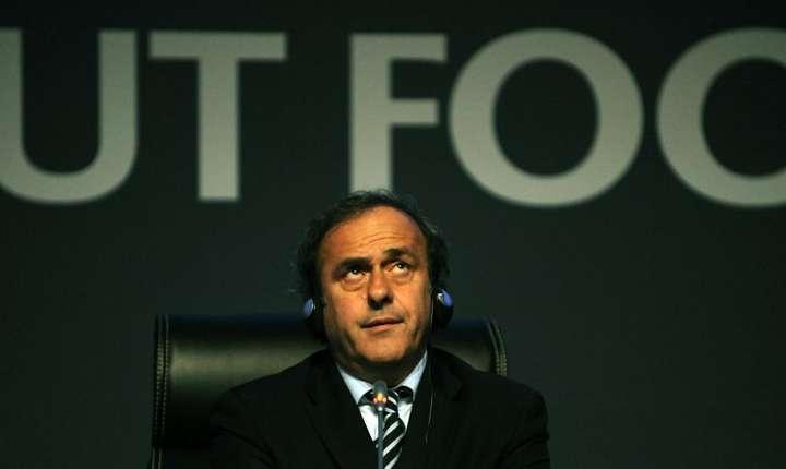 Michel Platini a fost reținut de autoritățile franceze (Sursa foto: AFP)