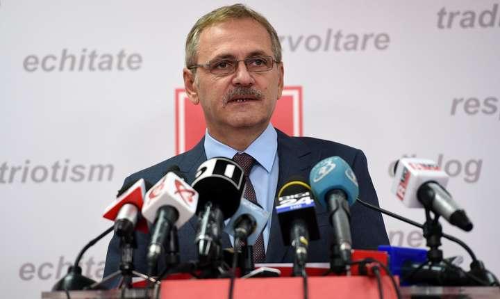 """Liviu Dragnea vrea să destructureze """"statul paralel"""" (Sursa foto: psd.ro)"""